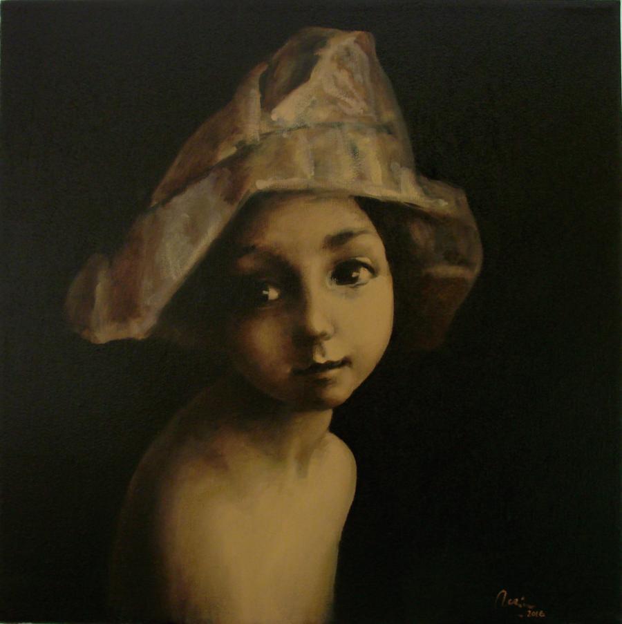 Picturi cu potrete/nuduri coiful de hart