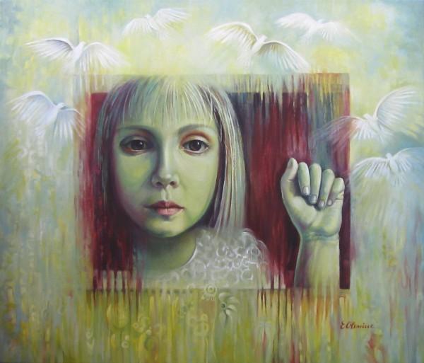 Picturi cu potrete/nuduri Daca ai un vis
