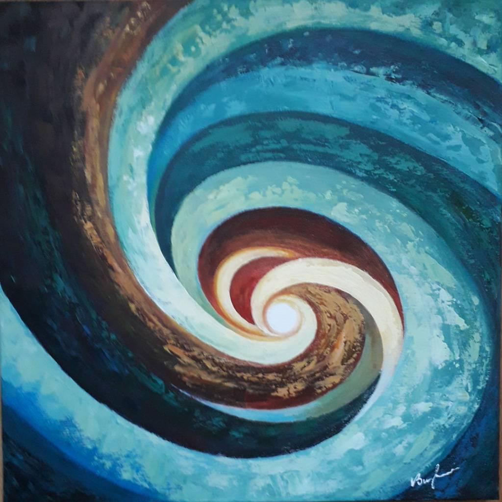 Poza Astral Fibonacci