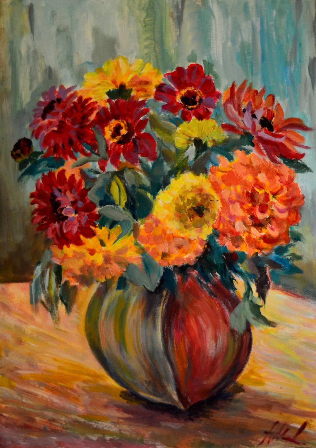 Poza Autumn bouquet