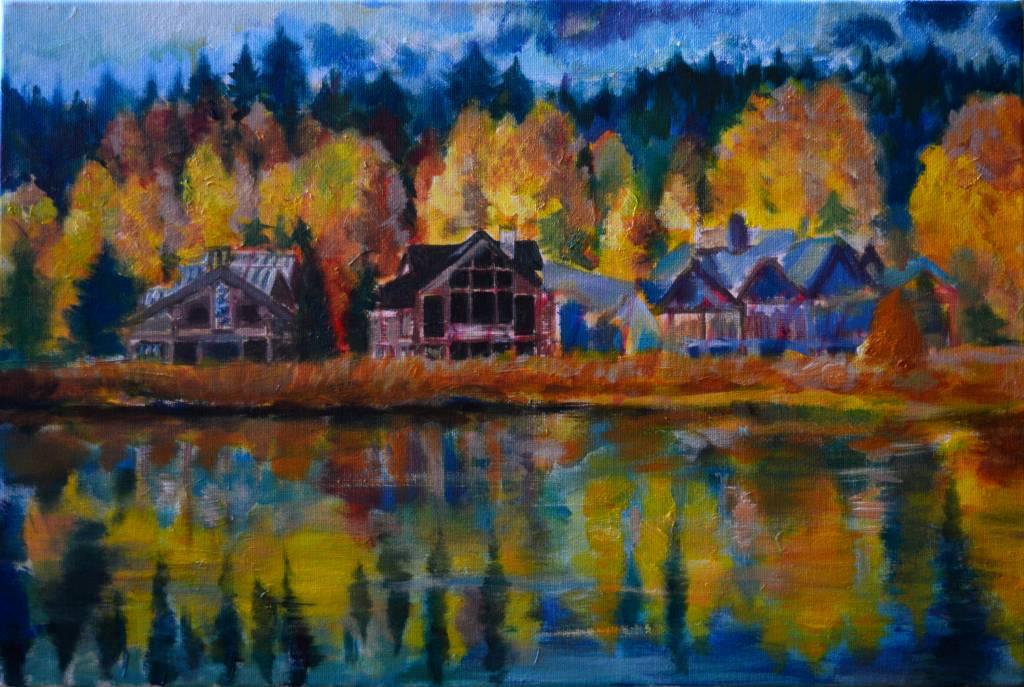 Poza Autumn twilight