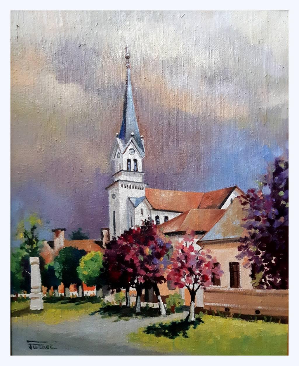 Poza Biserica din Santana