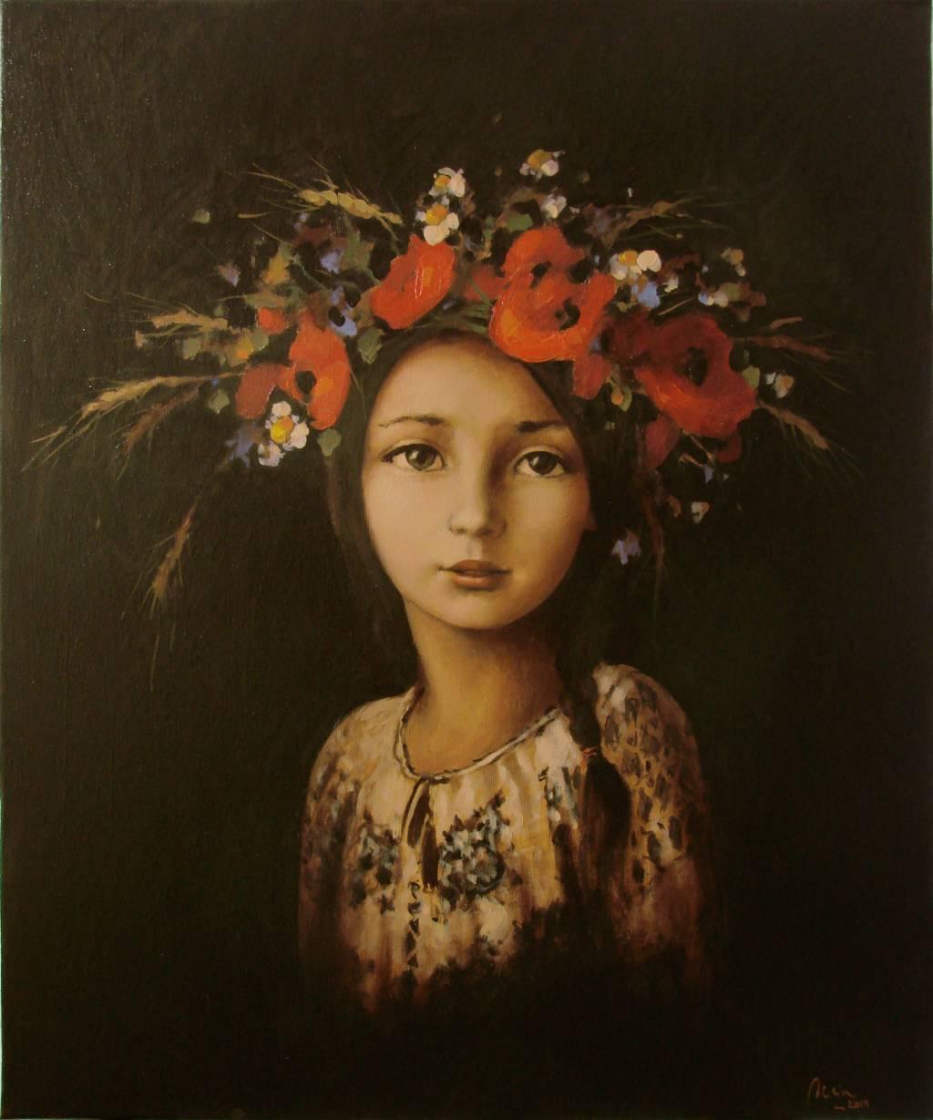 Poza Coronita de flori de vara
