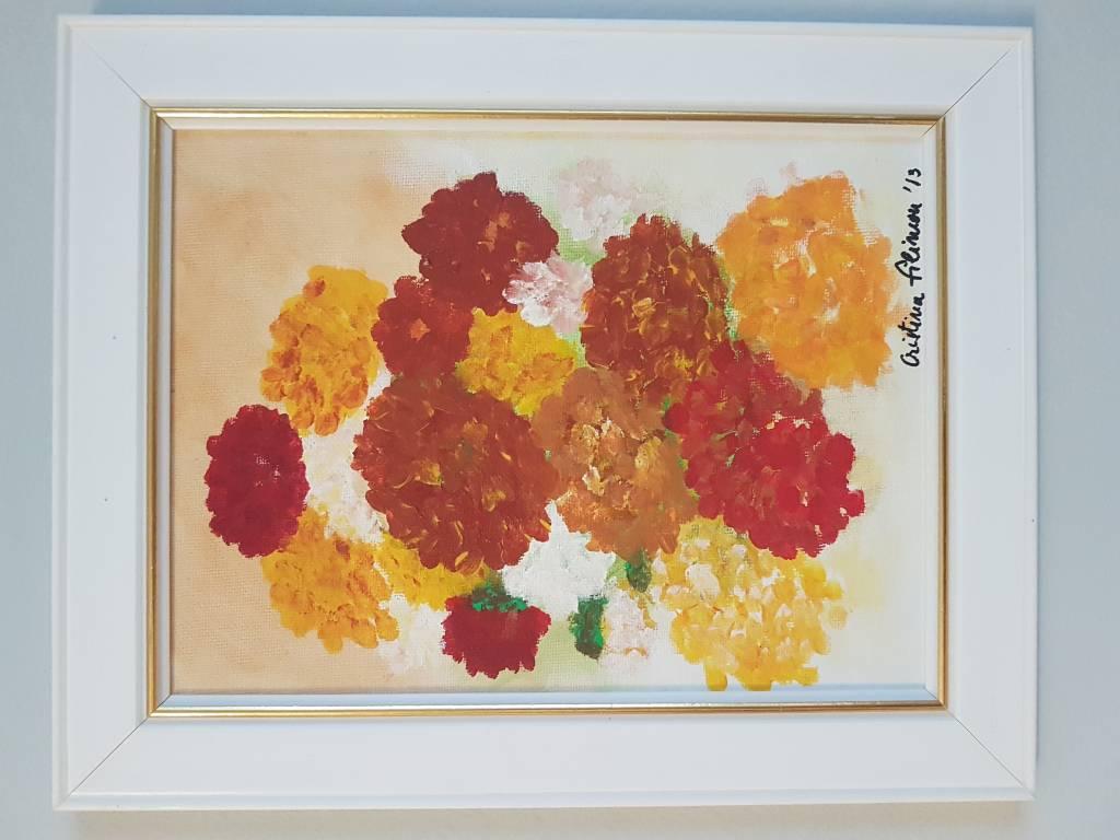 Poza Crizanteme