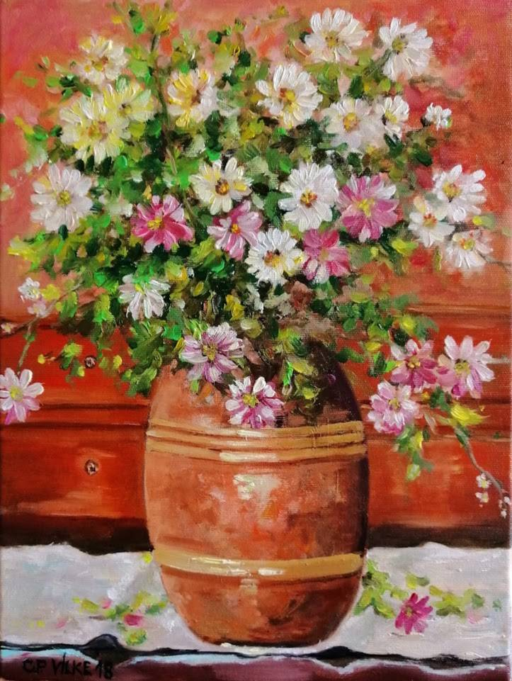 Poza Crizanteme de gradina