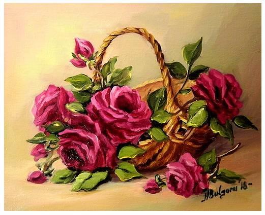 Poza darul floraresei