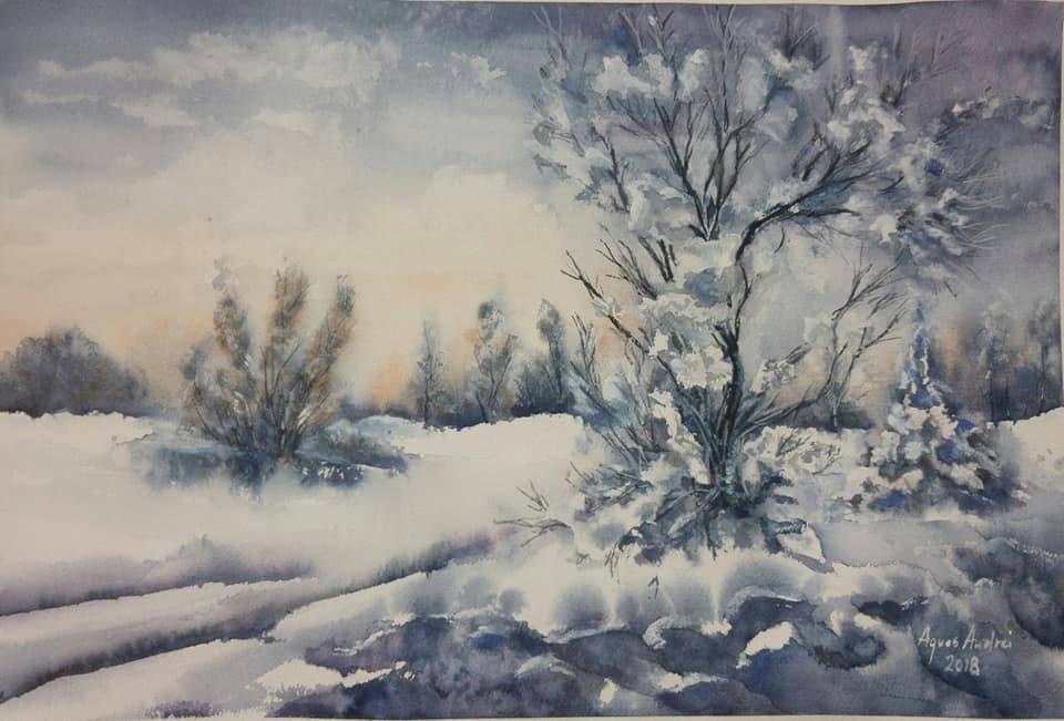 Poza despre iarna