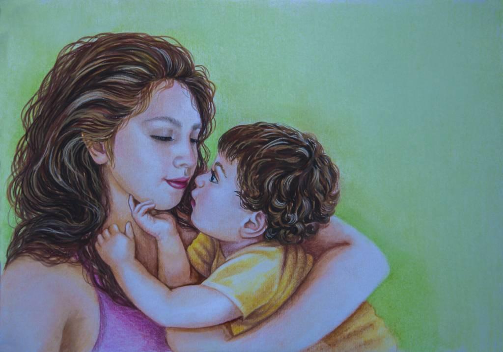 Poza Dragoste de mamă