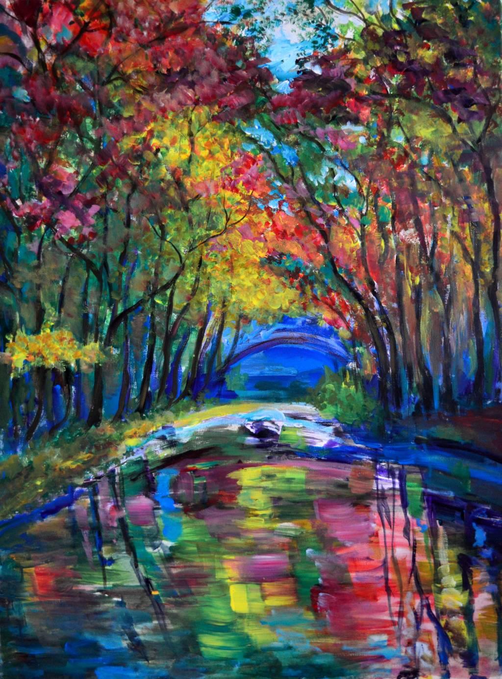 Poza Fall landscape