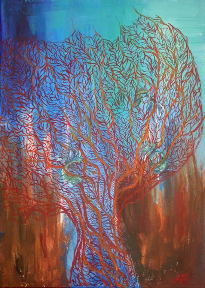Poza Fantasy coral