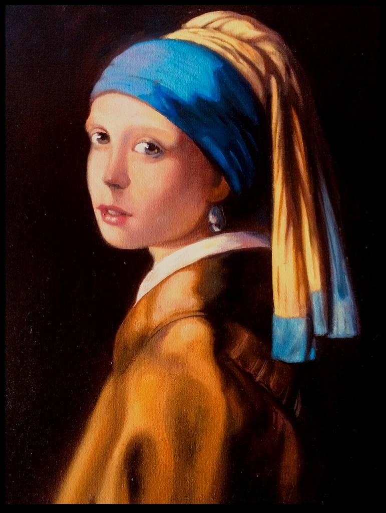 Poza Fata cu turban