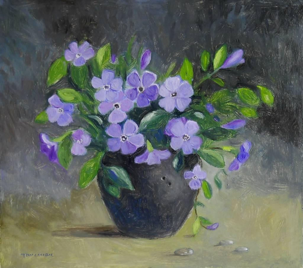 Poza flori de aprilie saschiu.
