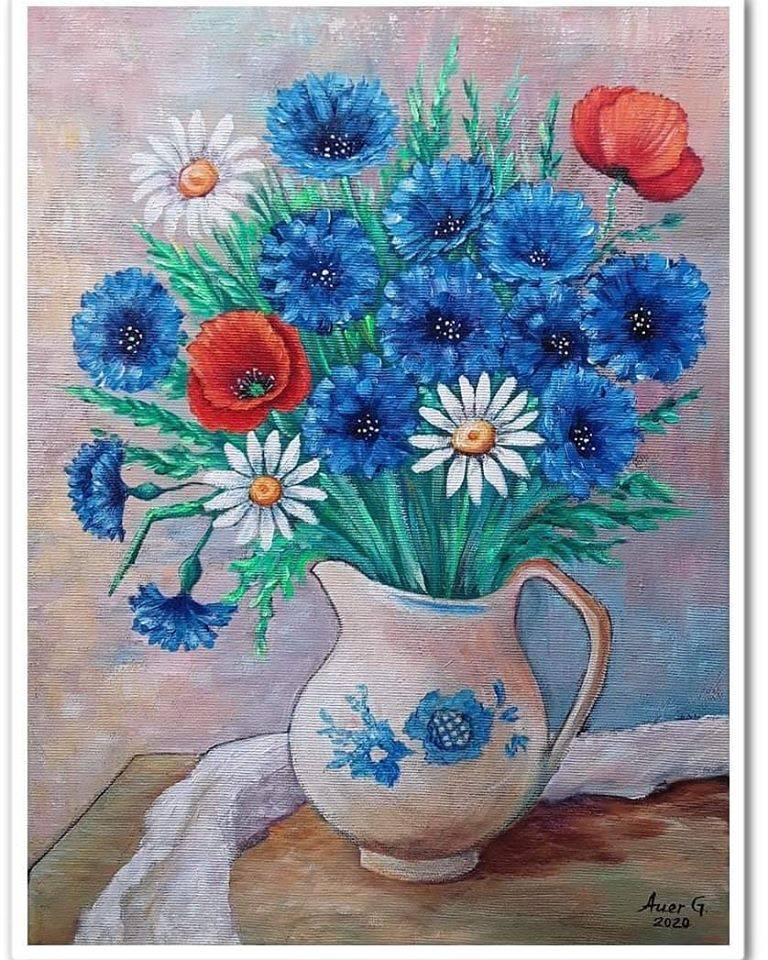 Poza Flori de camp