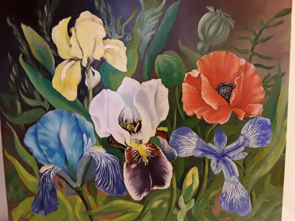 Poza flori de neuitare