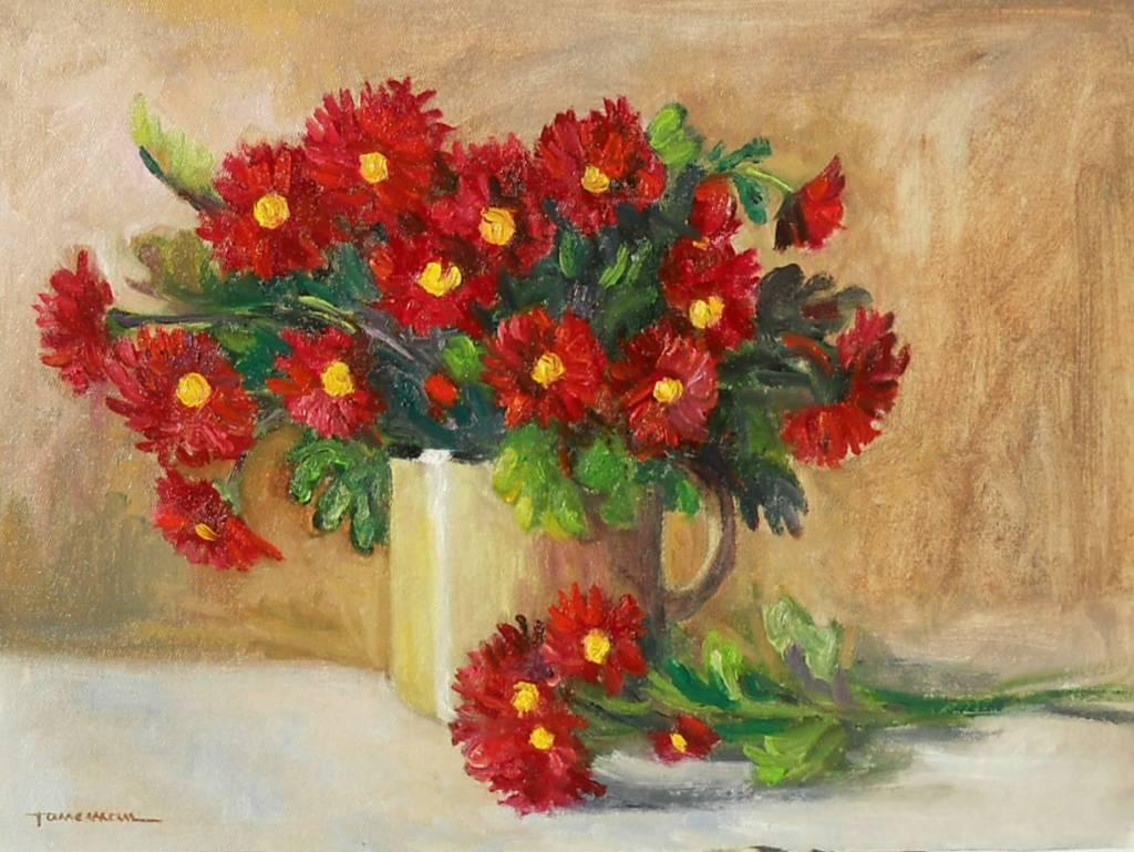 Poza flori de toamna