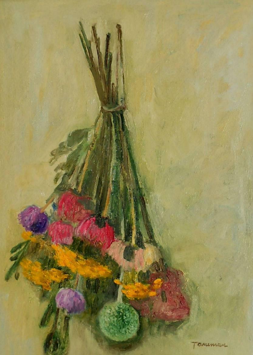 Poza flori uscate