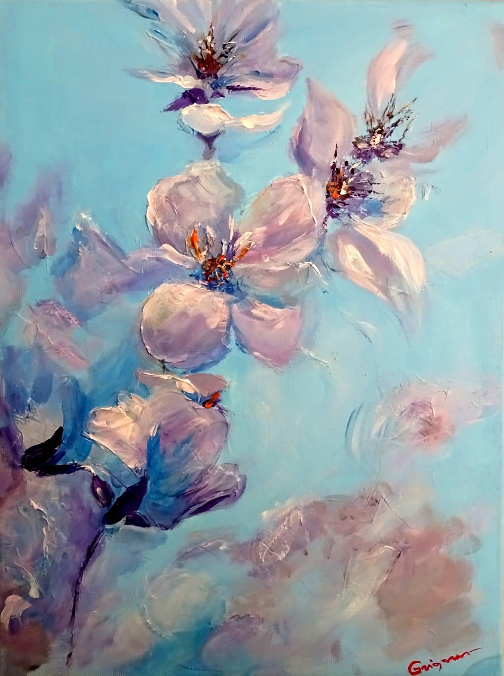 Poza Flori violete