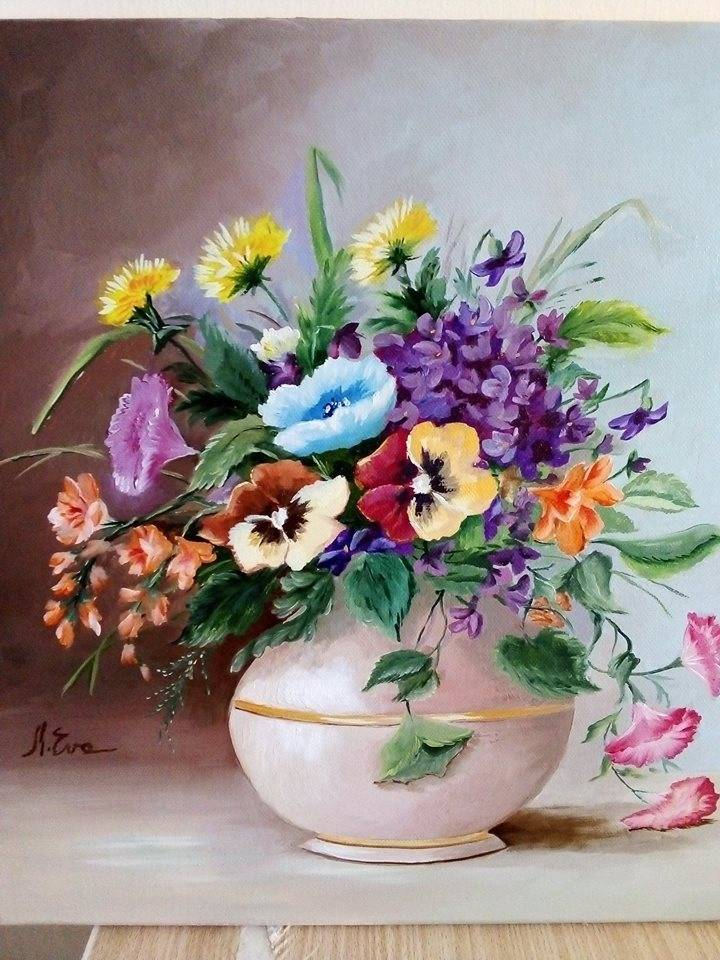 Poza Floricele adunate
