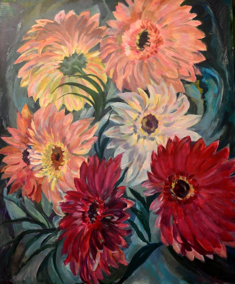 Poza Gerbera flowers