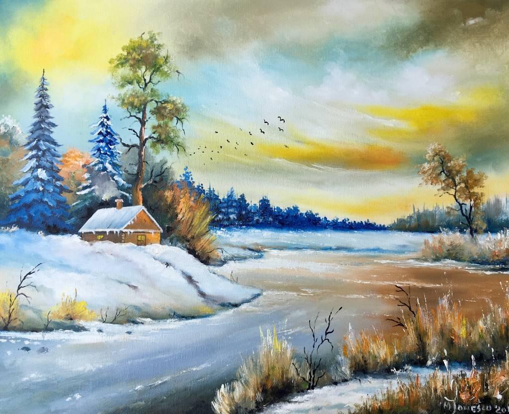 Poza Iarna care a trecut...