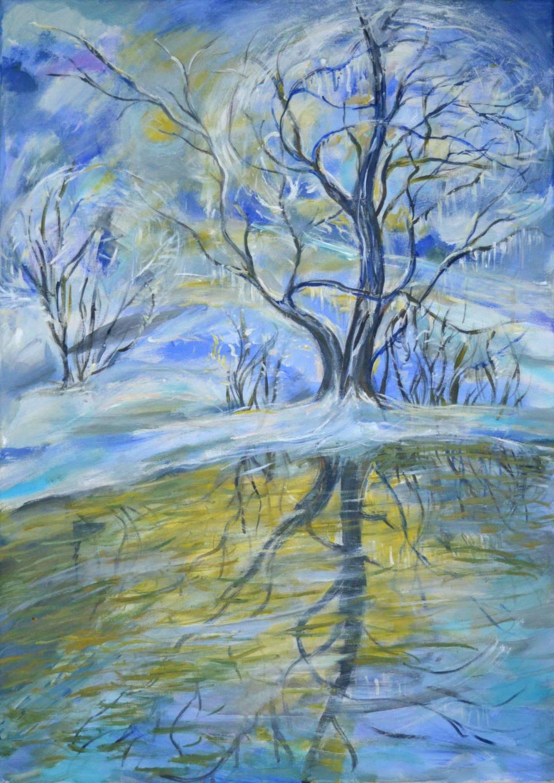 Poza Ice tree