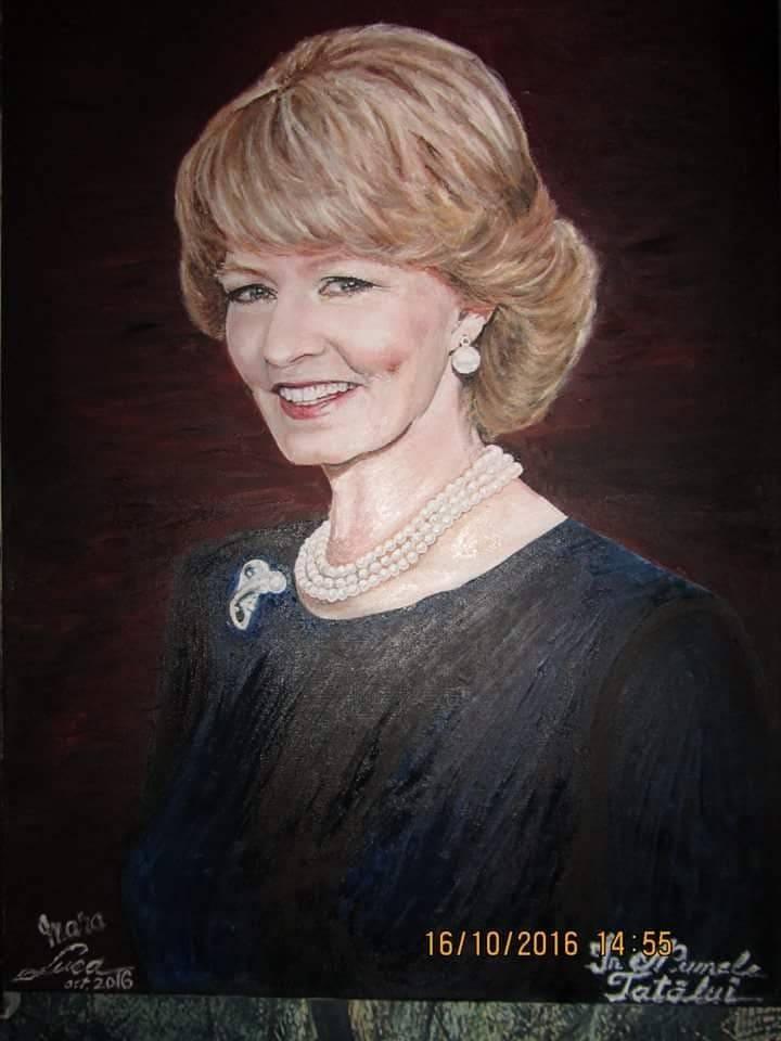 Poza In numele Tatalui - Regina Margaret