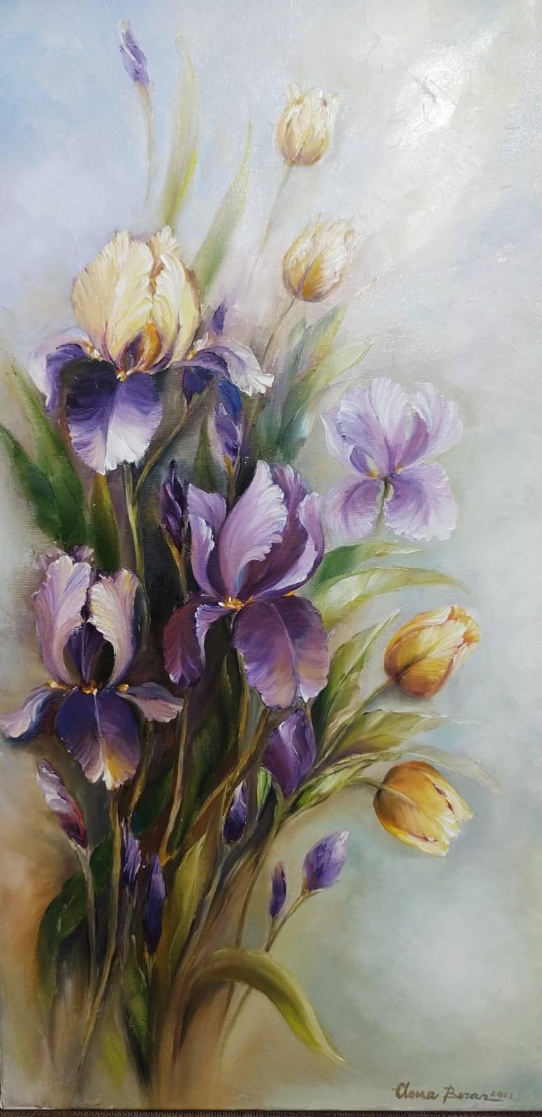 Poza Irisi si lalele