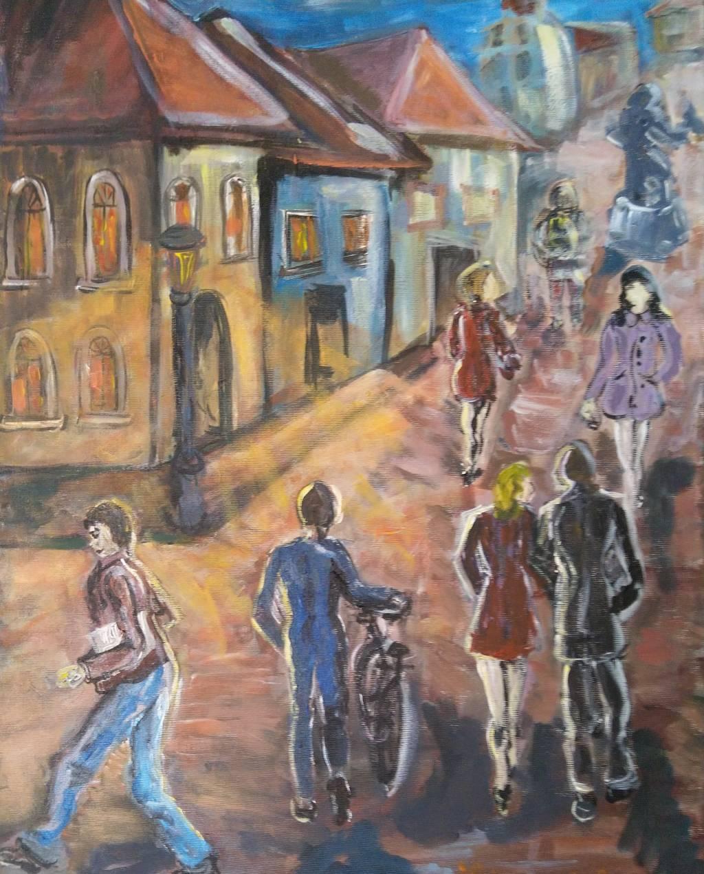 Poza La colt de strada