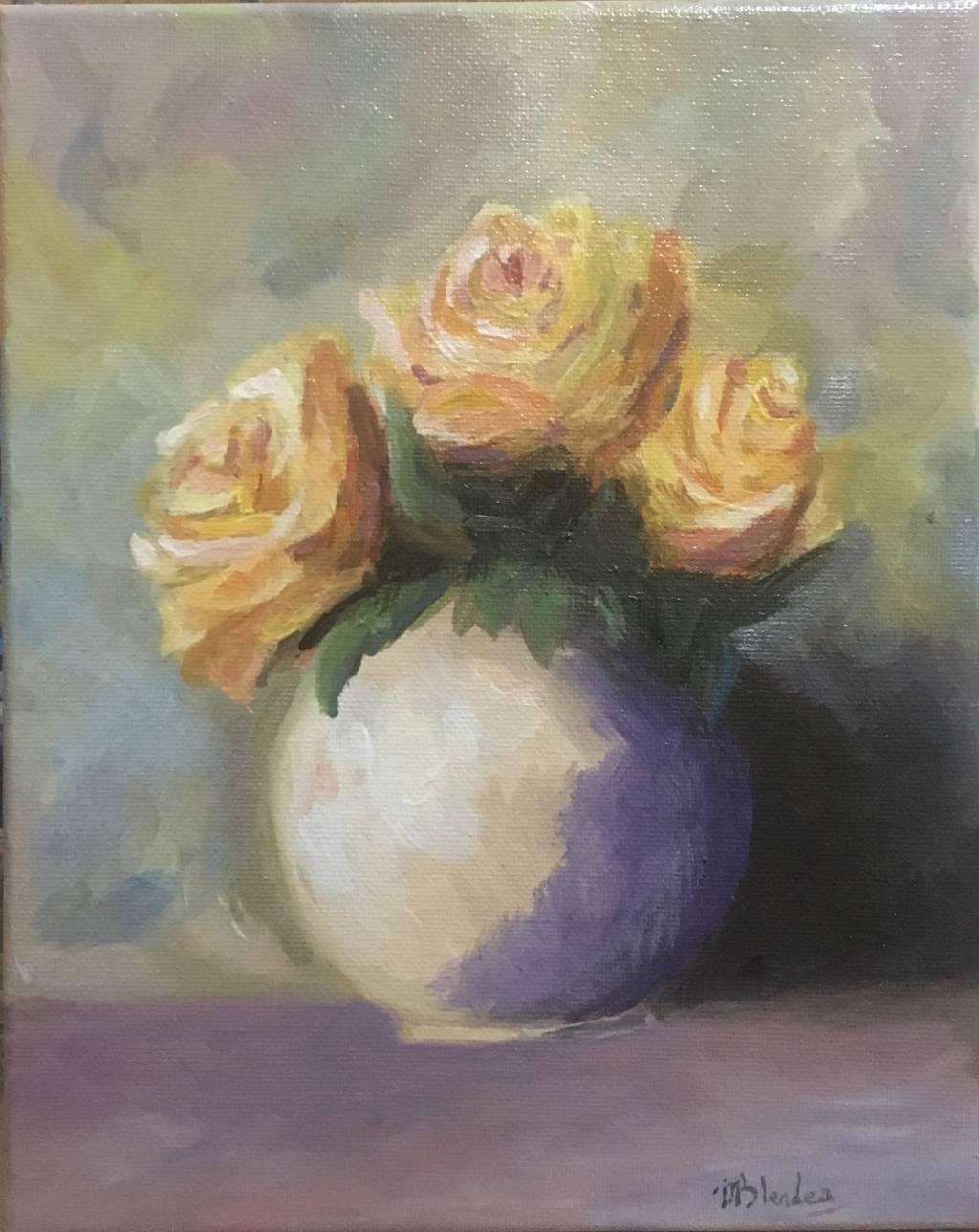 Poza Les roses - trandafiri