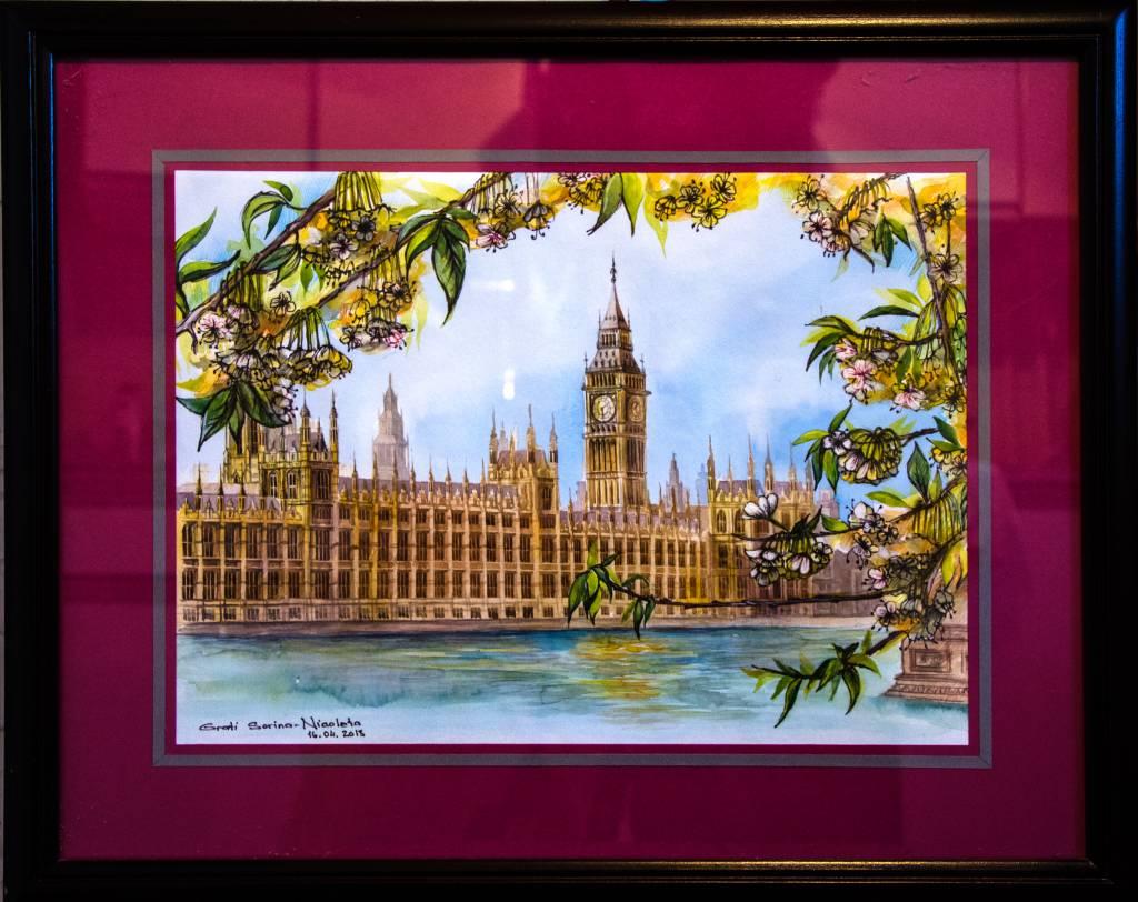 Poza Londra
