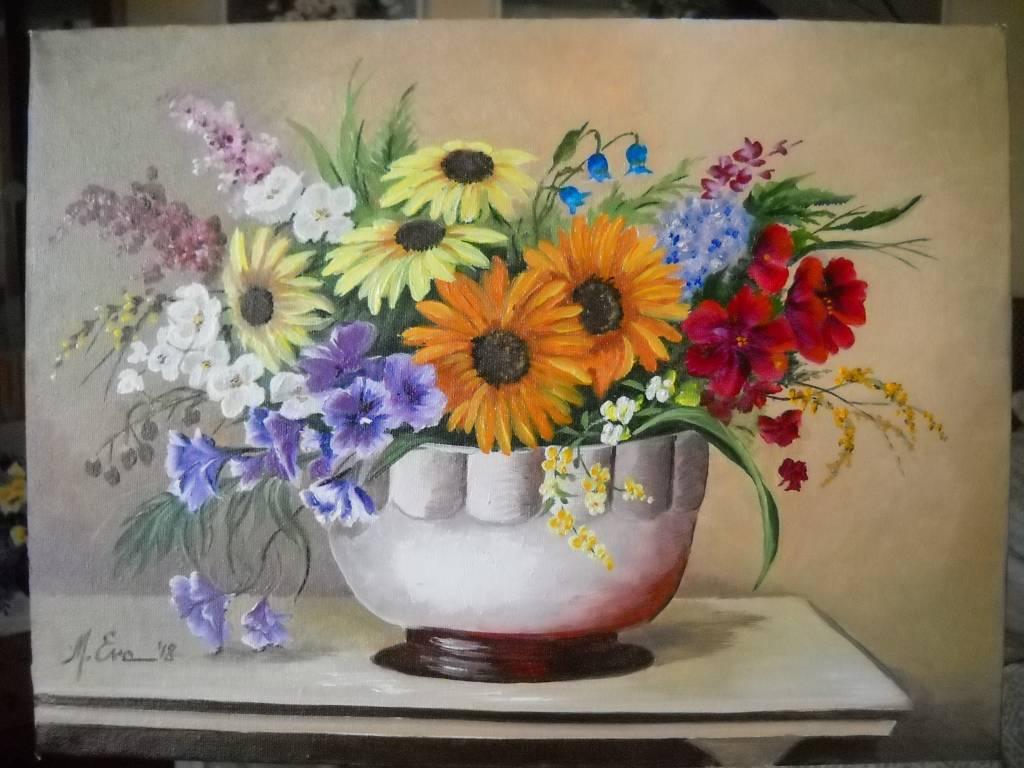 Poza Martisor din flori