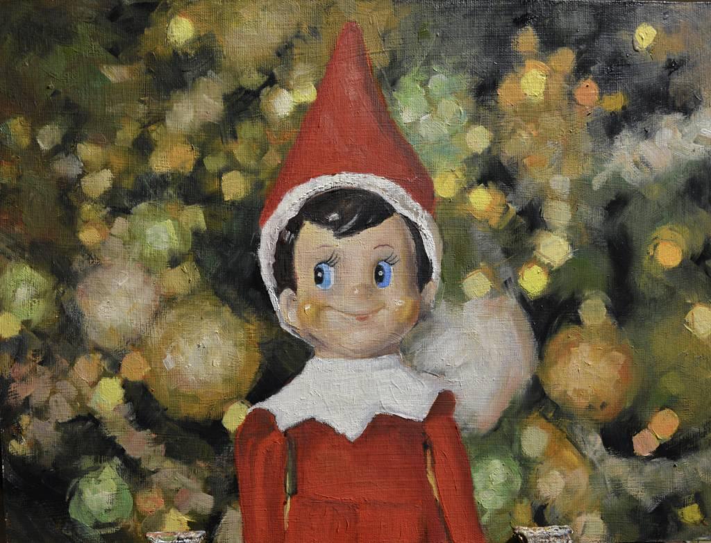 Poza Micul elf