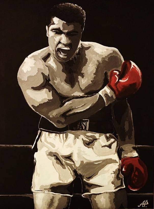 Poza Muhammad Ali