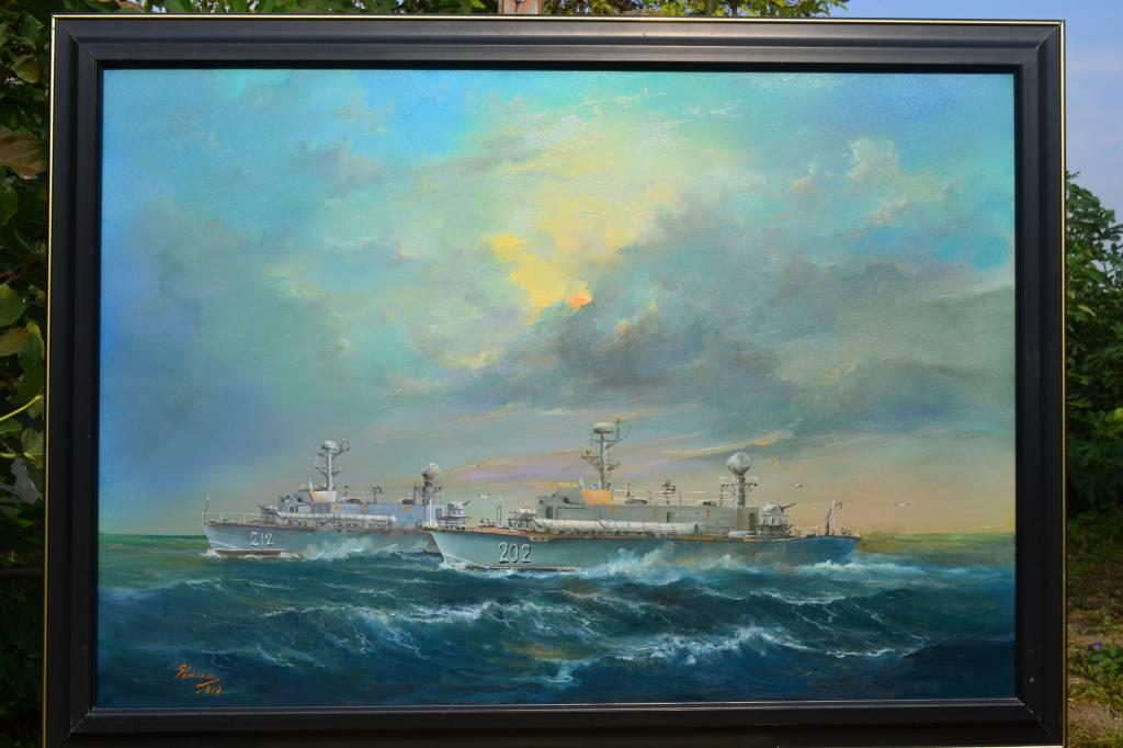 Poza Nava armate cu torpile