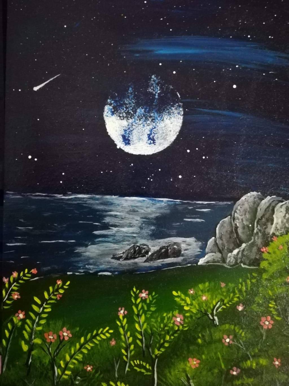 Poza Noaptea la mare