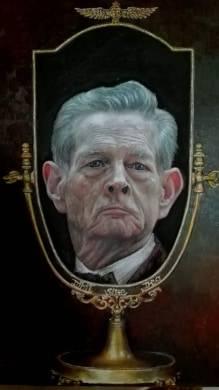 Poza Oglindirea demnitatii - Regele Miha