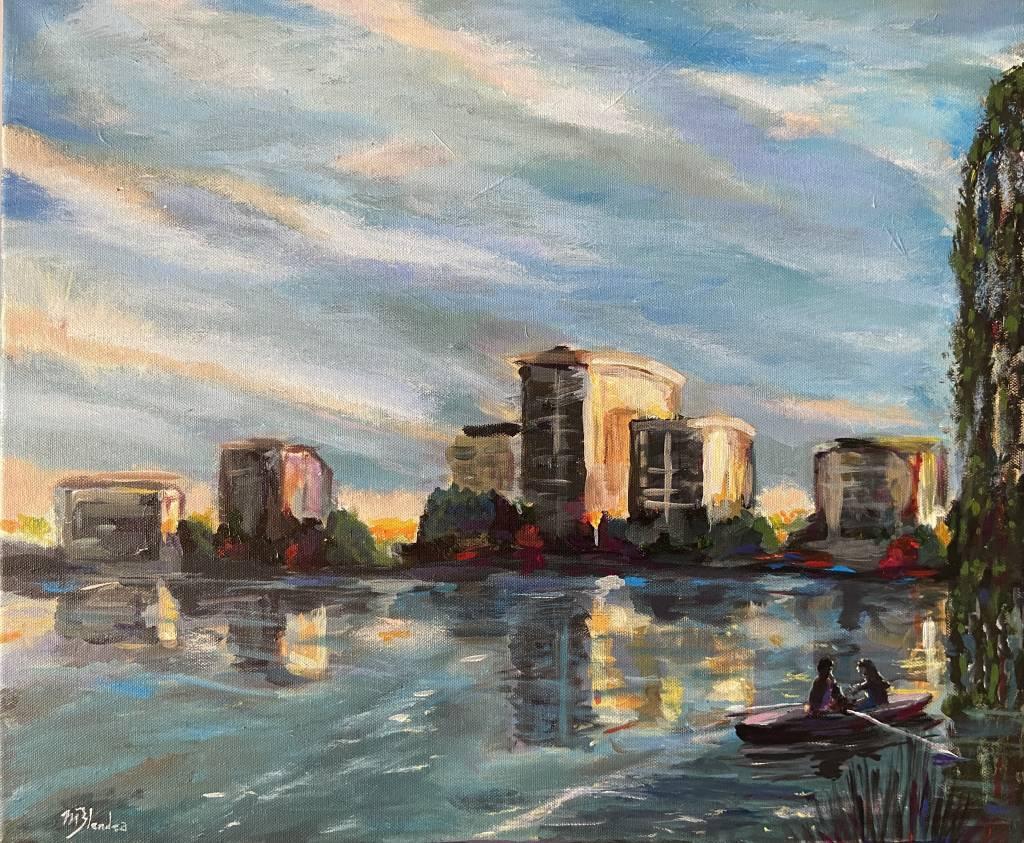 Poza Pe lac