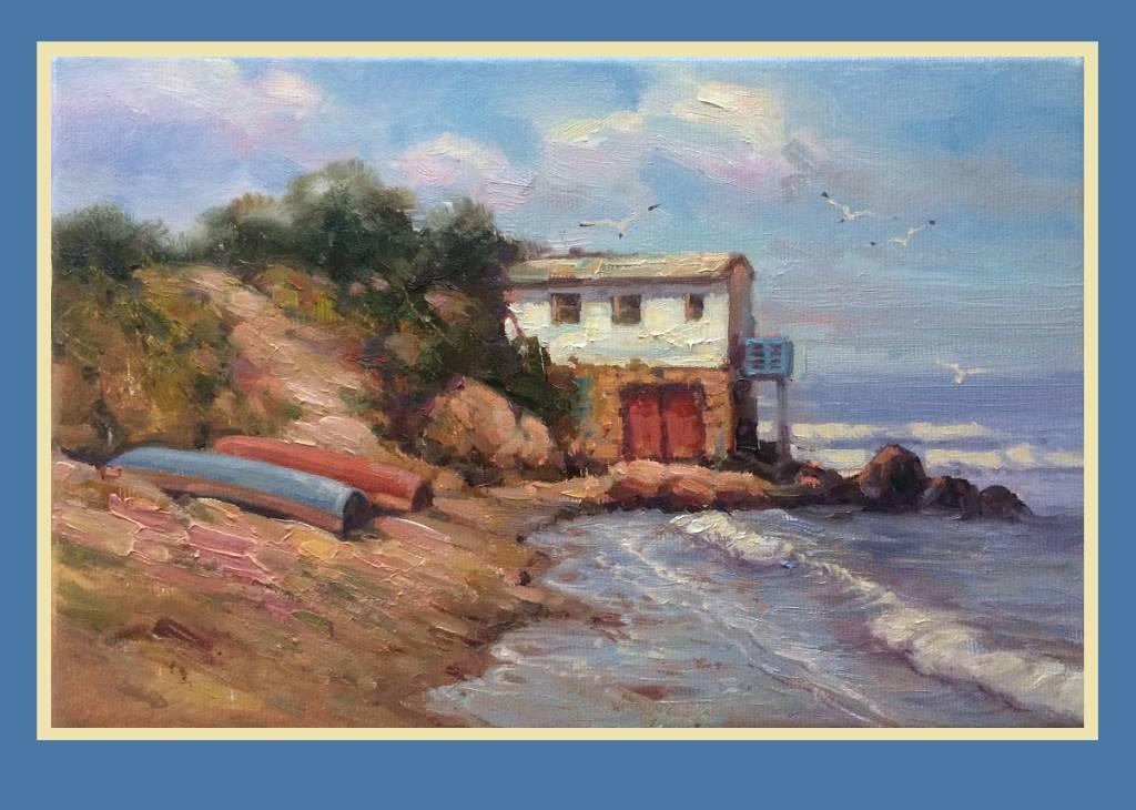 Poza  plaja bulgareasca
