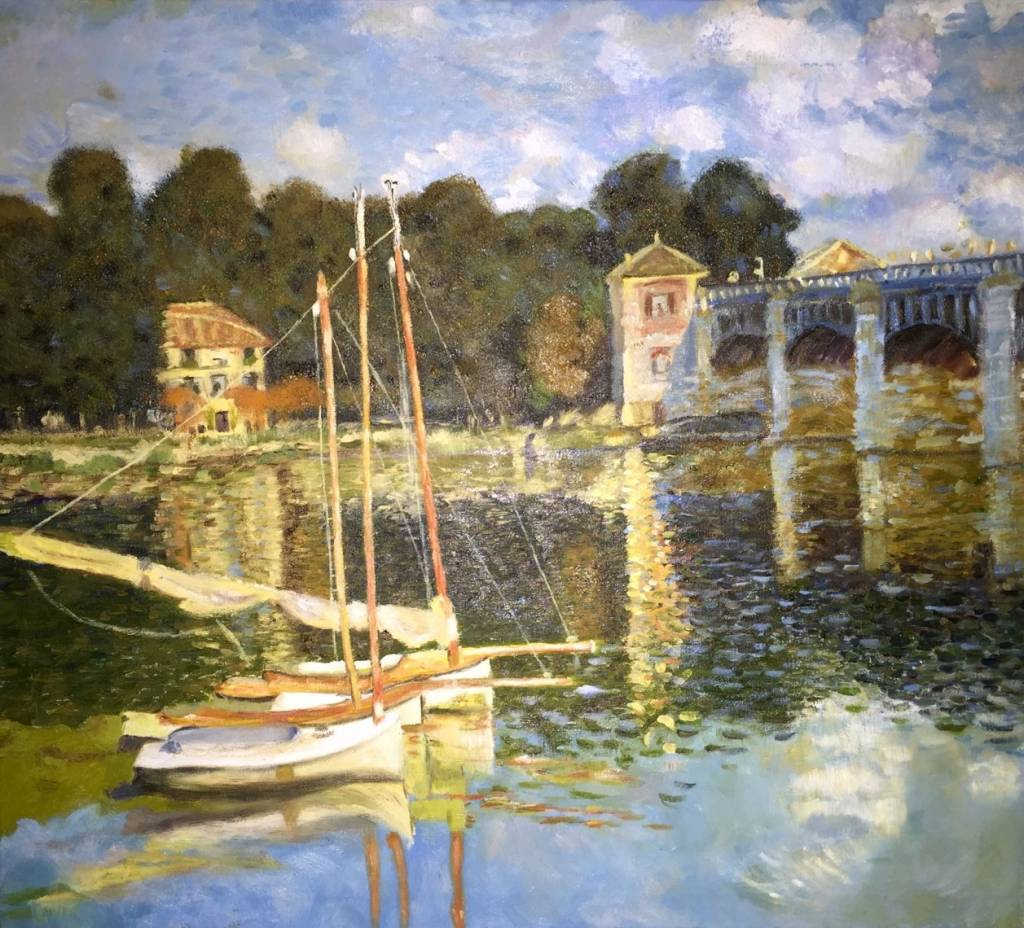 Poza Podul de la Argenteuil