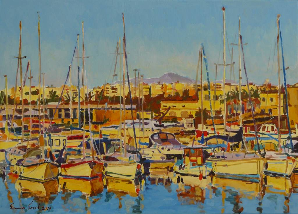Poza Port in Grecia