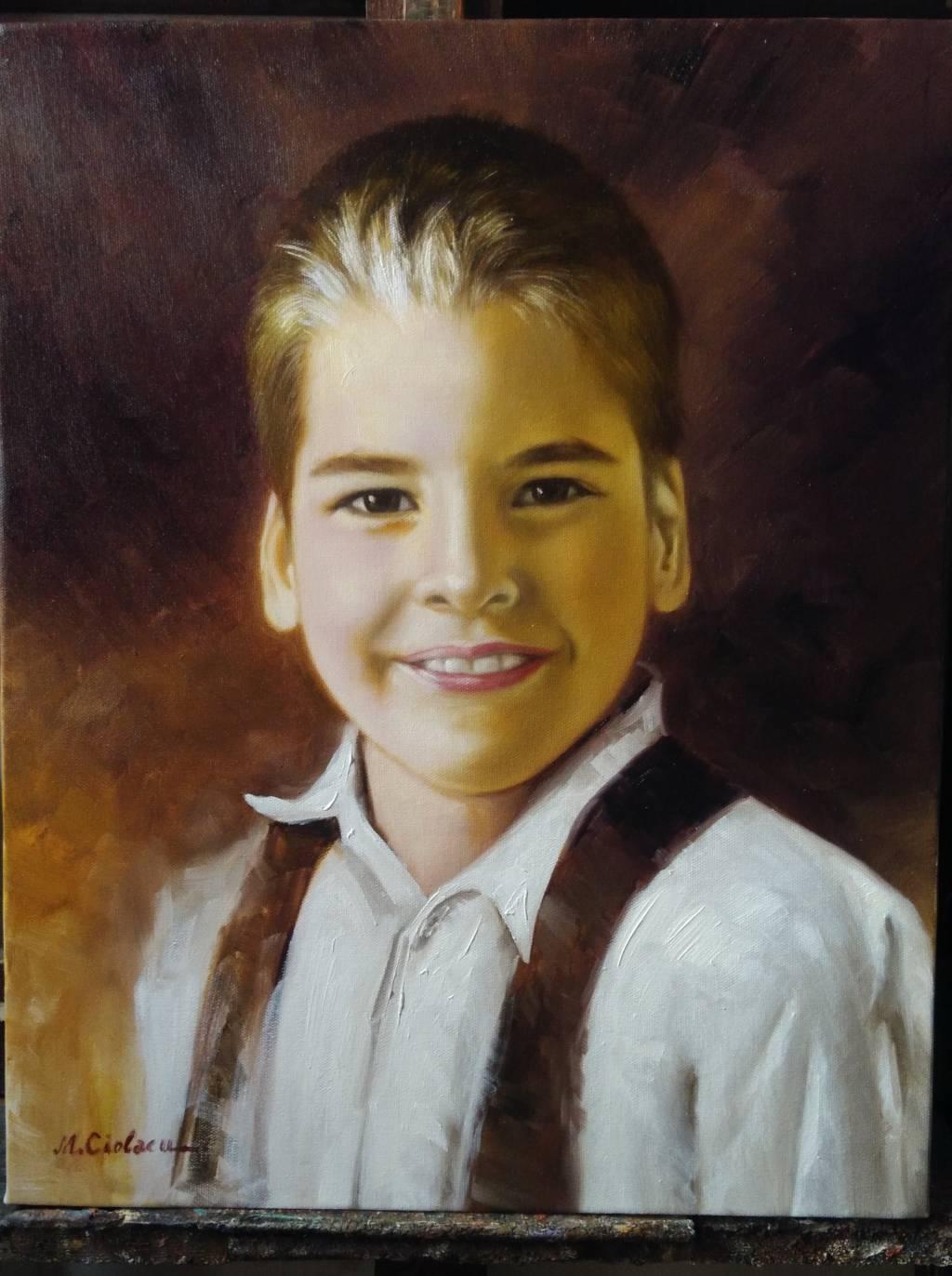 Poza Portret Vladut. 1
