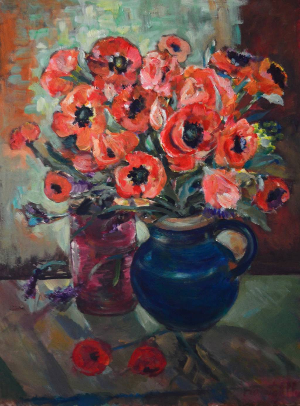 Poza Red poppies