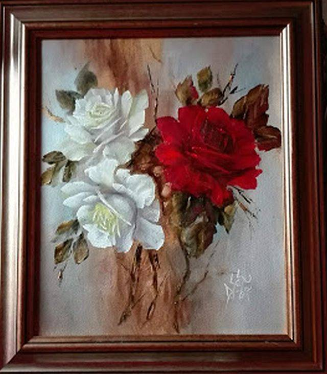 Poza Rondelul celor 3 roze