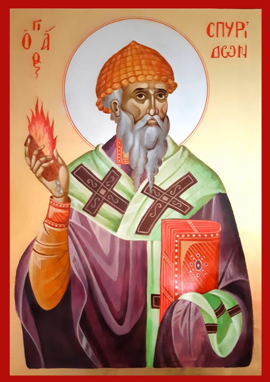 Poza Sf. Spiridon