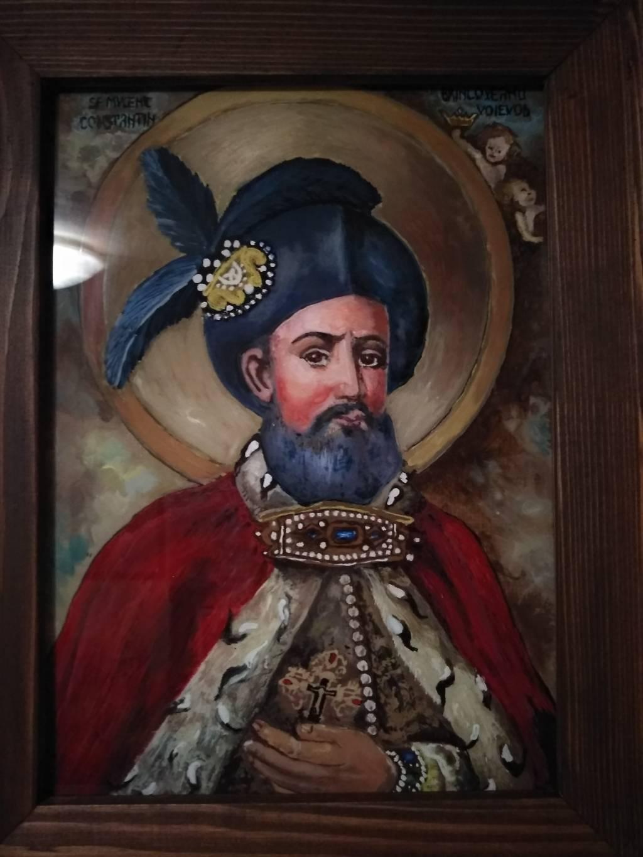 Poza Sf.Mucenic Constantin Brincoveanu V