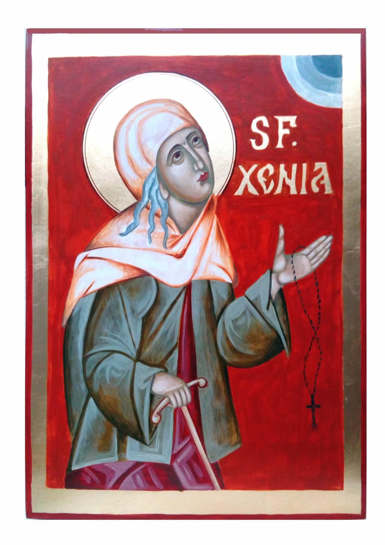 Poza Sfanta Xenia