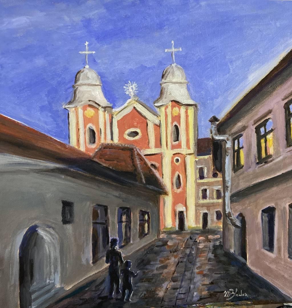 Poza Soare de Cluj