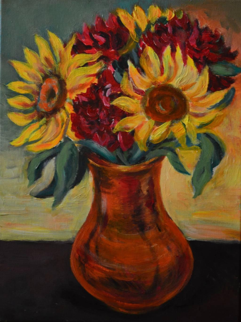 Poza Sunflower bouquet 3