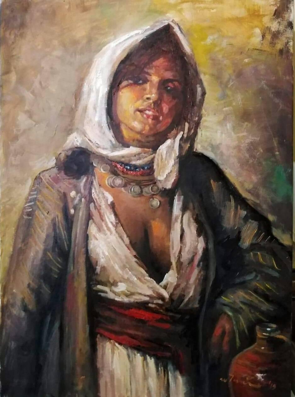Poza Tiganca din Ghergani