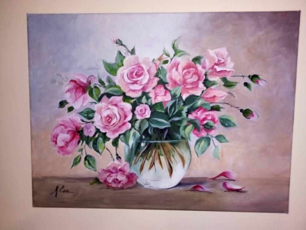 Poza Trandafiri in buchet